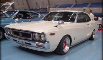 1972 Nissan Laurel #1