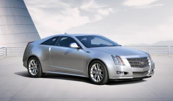 2013 Cadillac Cts Coupe #1