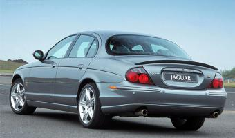2002 Jaguar S-type #1
