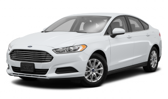 2015 Ford Fusion #1