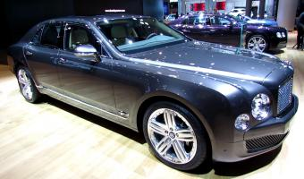 2014 Bentley Mulsanne #1