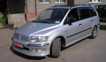 2001 Mitsubishi Space Wagon #1