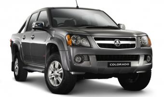 2010 Holden Colorado #1