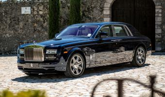2013 Rolls royce Phantom #1