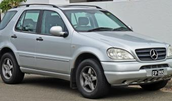 2001 Mercedes-Benz ML #1