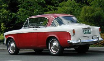 1957 Sunbeam Rapier #1