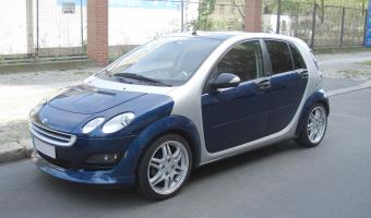 Smart ForFour #1