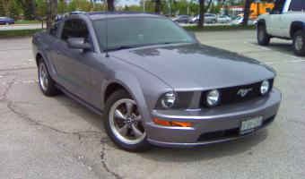 2006 Ford Mustang #1