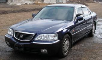 2000 Honda Legend #1