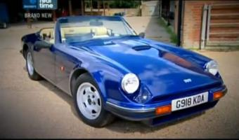 1989 TVR S2 #1