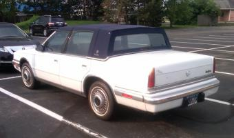 1991 Chrysler New Yorker #1