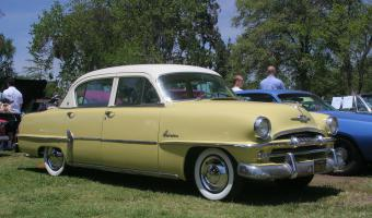 1954 Plymouth Belvedere #1