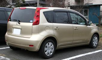 2010 Nissan Note #1