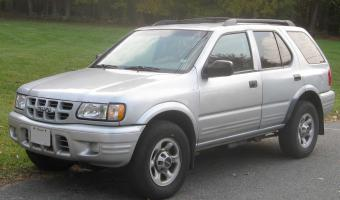 2001 Isuzu Rodeo #1
