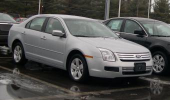 2006 Ford Fusion #1
