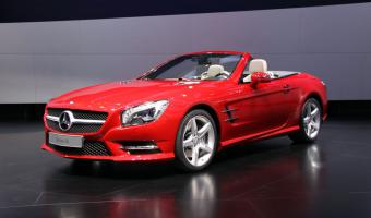Mercedes-Benz SL #1