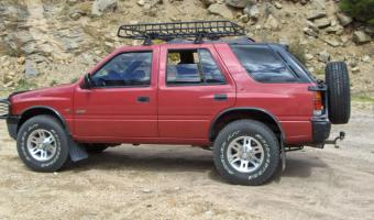 1997 Isuzu Rodeo #1