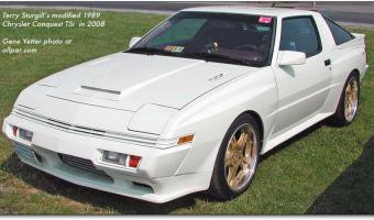 1986 Chrysler Conquest #1