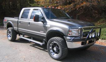 2002 Ford F-350 Super Duty #1