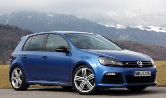 2013 Volkswagen Golf R #1