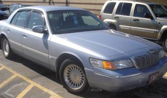 2000 Mercury Grand Marquis #1