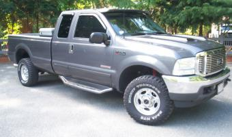 2003 Ford F-350 Super Duty #1