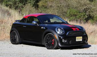 2013 Mini Cooper Coupe #1