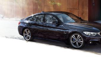 Bmw 4 Series Gran Coupe #1