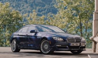 Bmw Alpina B6 Gran Coupe #1