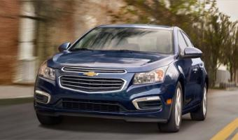 Chevrolet Cruze Limited #1