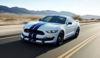 Ford Shelby Gt350 #1