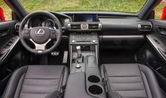 Lexus Is 200t #1