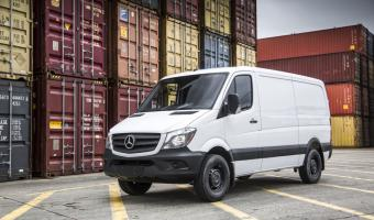 Mercedes-Benz Sprinter Worker #1