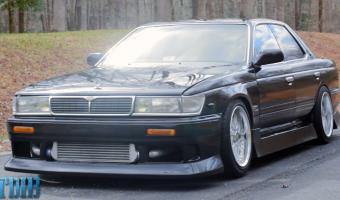 Nissan Laurel #1