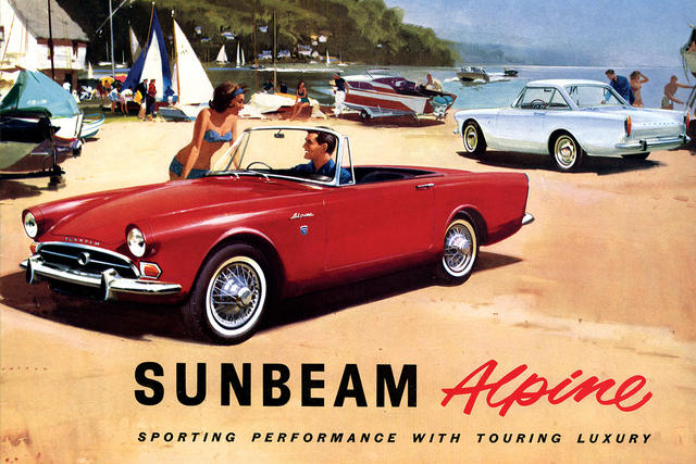Sunbeam Alpine #20