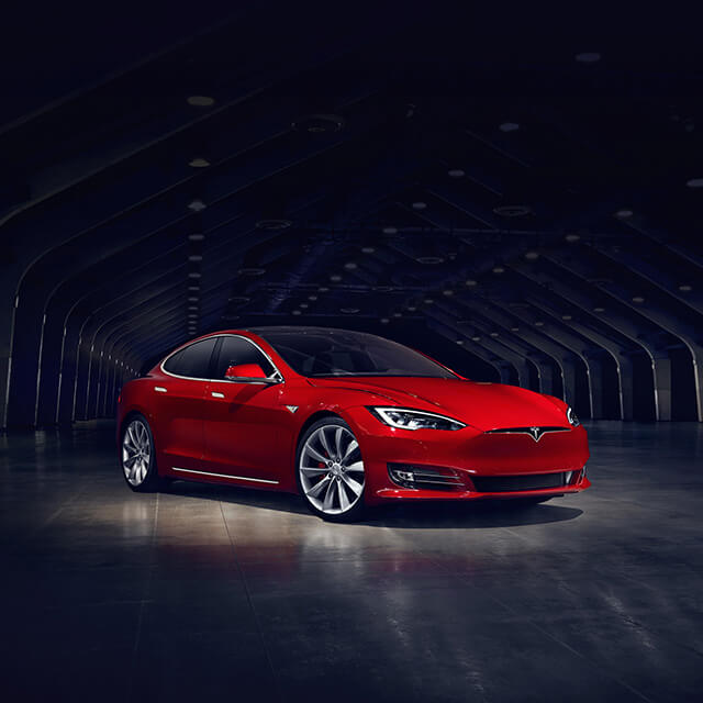 "tesla model s article Can all this success foreshadow future market share penetration for tesla's lower-priced model 3 and even beating out bmw's popular x6 model"" article."