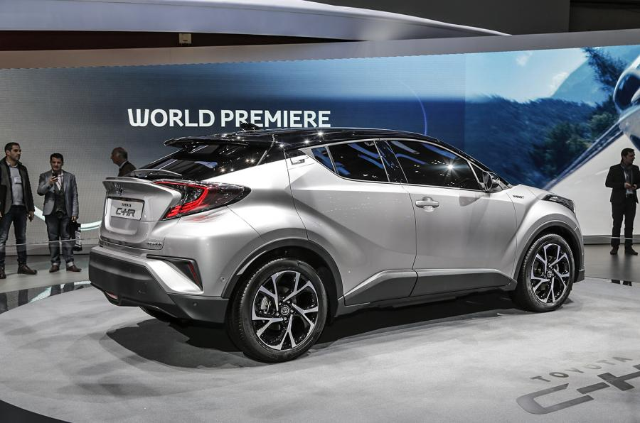 Toyota C-hr Photos, Informations, Articles - BestCarMag.com