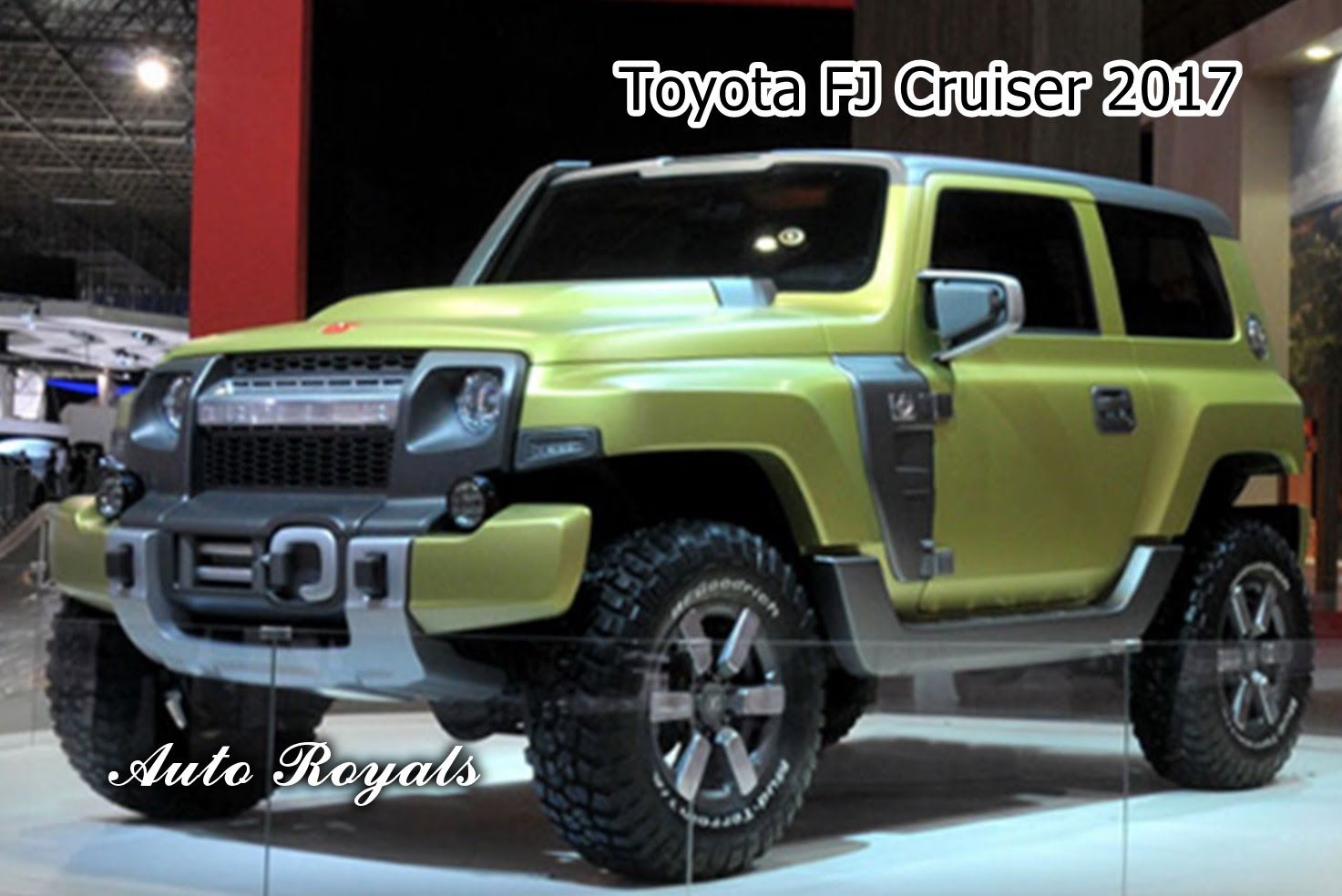 Toyota Fj Cruiser Photos Informations Articles Bestcarmag