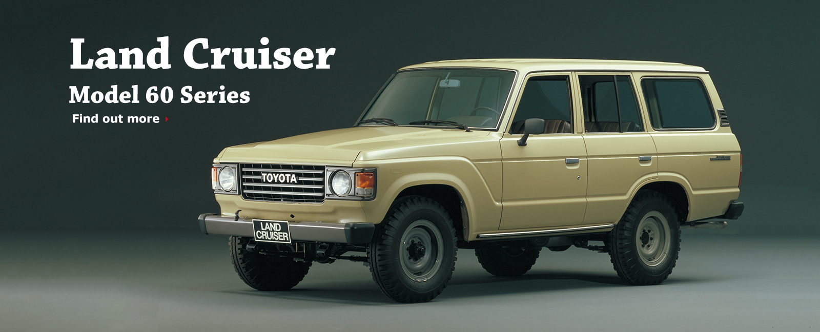 Toyota Land Cruiser #22