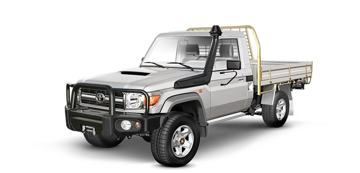 Toyota Land Cruiser #23
