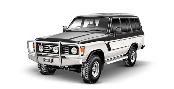 Toyota Land Cruiser #20