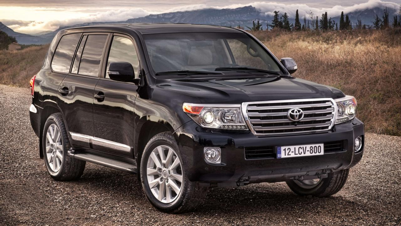 Toyota Land Cruiser #26