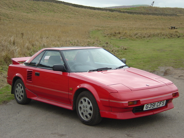 Toyota Mr2 #19