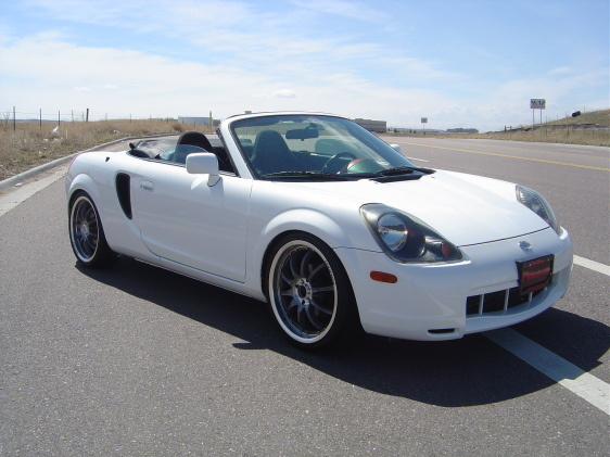 Toyota Mr2 Spyder #17