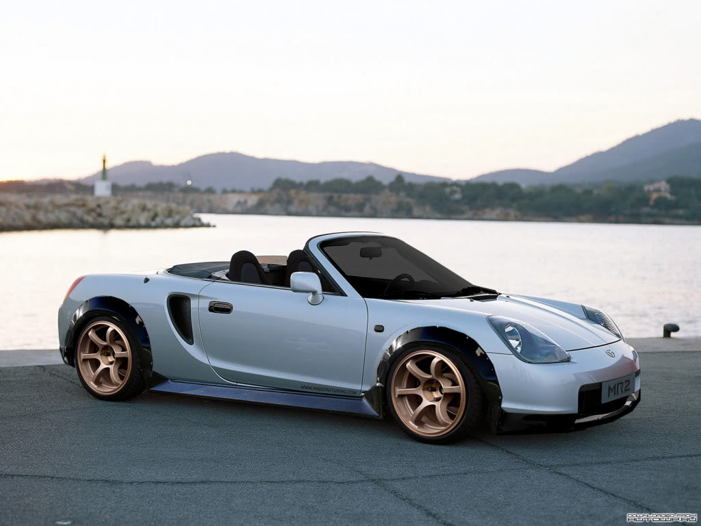 Toyota Mr2 Spyder #15