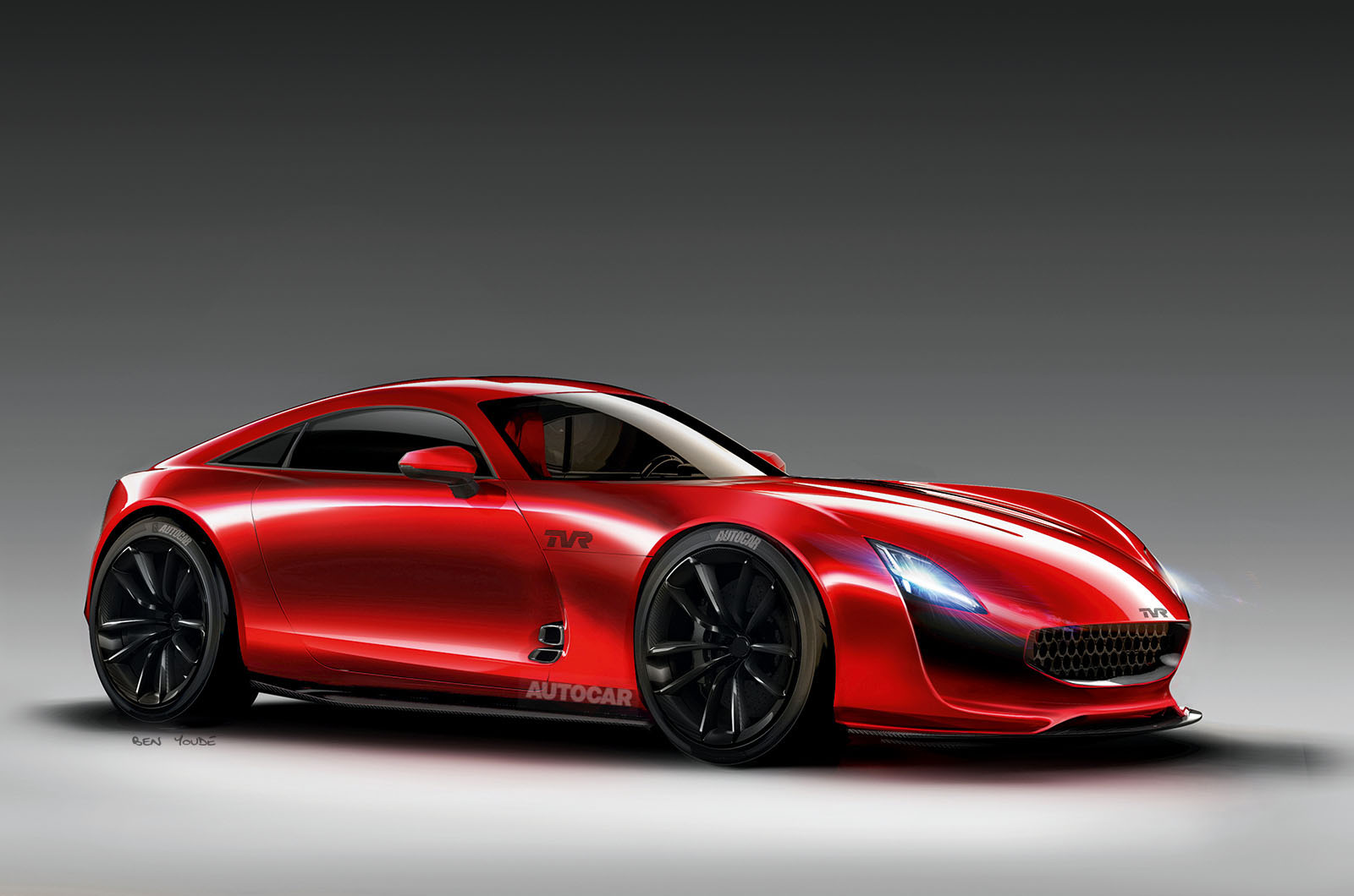 TVR  #19