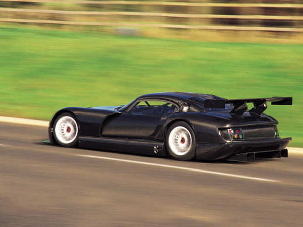 TVR Cerbera Speed 12 #20