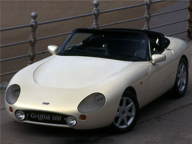 TVR Griffith #22