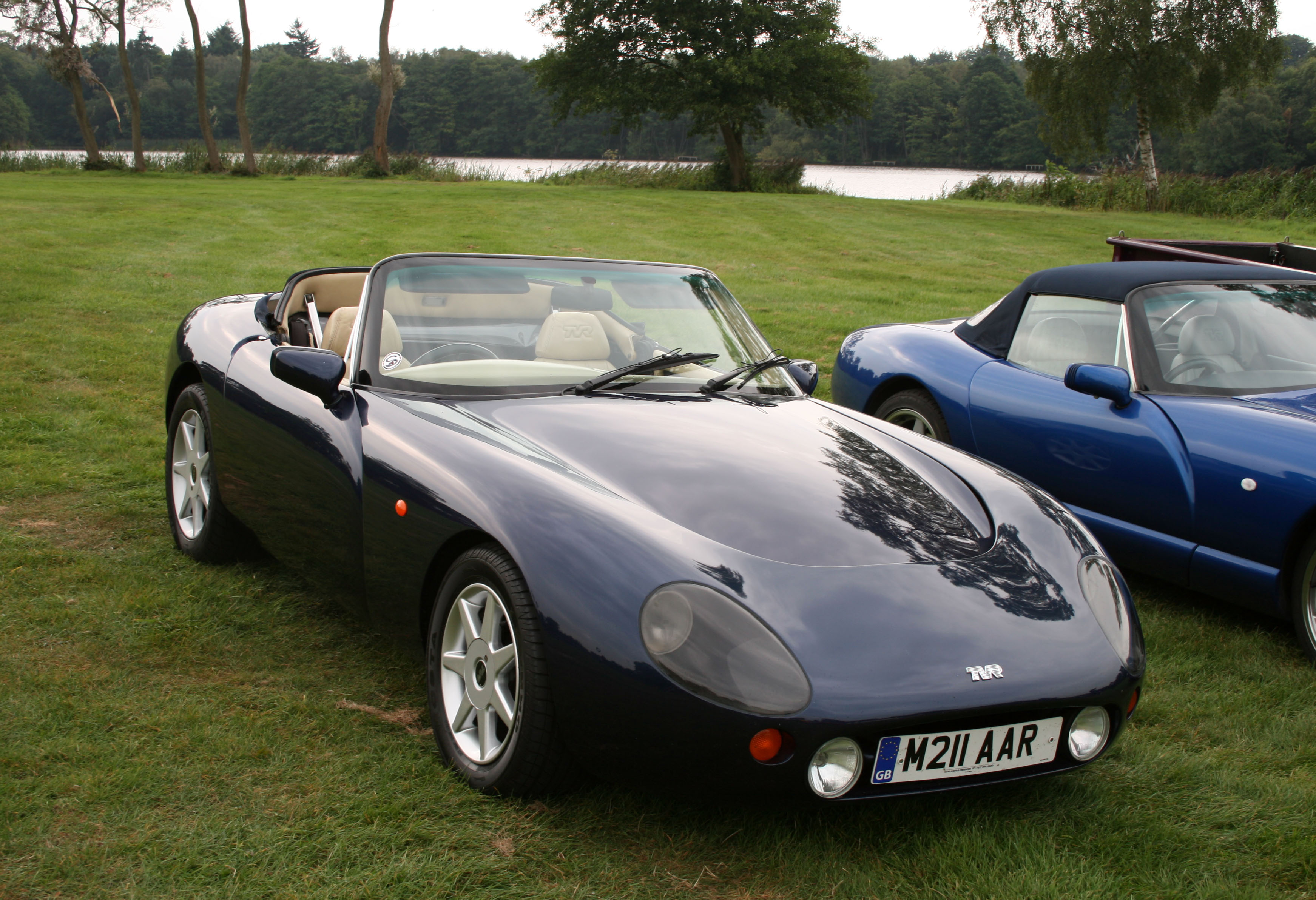 TVR Griffith #24