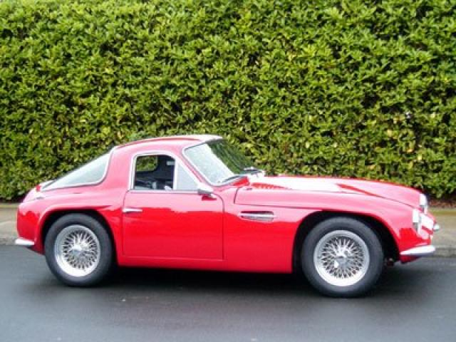 Tvr Griffith #25